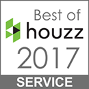 Houzz Best in Service 2017