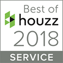 Houzz Best in Service 2018